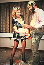 SUZANNE And Professor Treacle Image Gallery