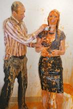 MR. & MRS. CUSTARD COUPLE Image Gallery