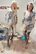 JENNY & Mrs. CUSTARD COUPLE Image Gallery