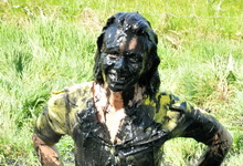 Dee is the Muddy English lady