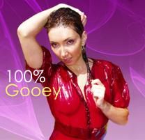 100% Gooey
