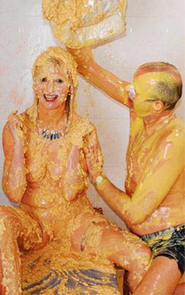 Custard Couple