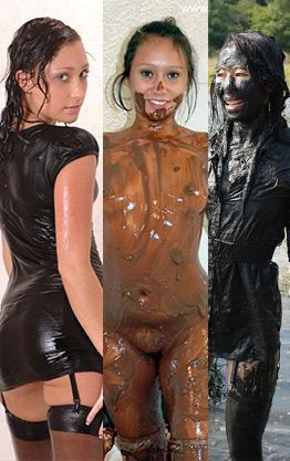 Wet, Slipstick and Messy